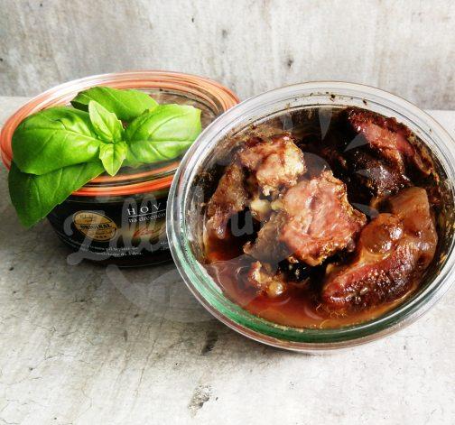 Hovězí maso na drceném pepři 210g - Via Delicia