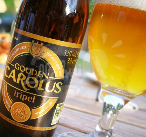 Gouden Carolus Tripel 0,33 BEL