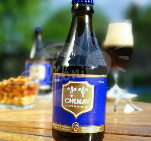 Chimay Blue 0,33 BEL