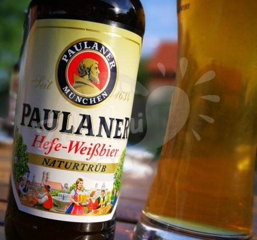 Paulaner Hefe Weissbier 0,33 NĚMECKO