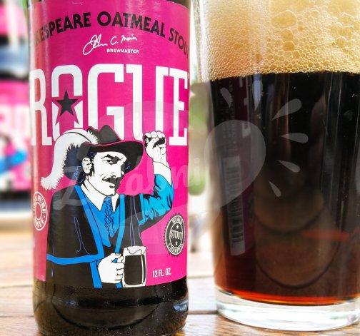 Rogue Oatmeal Stout 0,35 USA