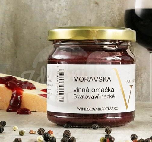 Moravská vinná omáčka 190g