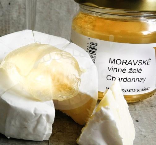 Moravské vinné želé 160g - wines family staško
