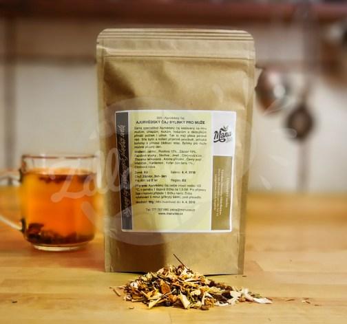 Ajurvédský čaj bylinky pro muže 50g