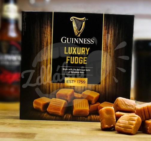 Luxusní Karamelky Guiness 170g