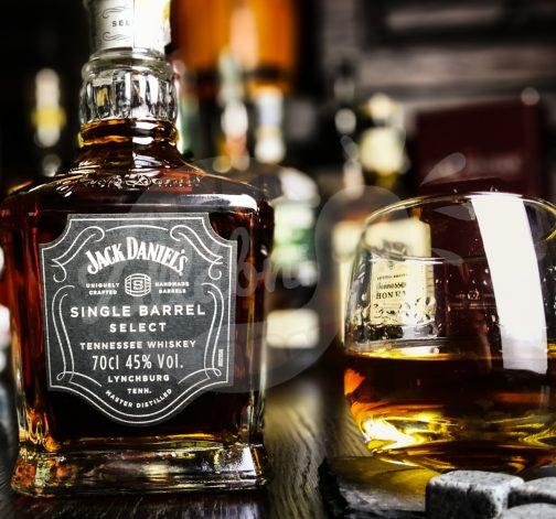 Jack Daniel´s Single Bar 0,7L 45%