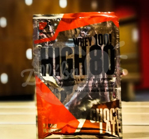 High Whey 80 30g chocolate, Extrifit