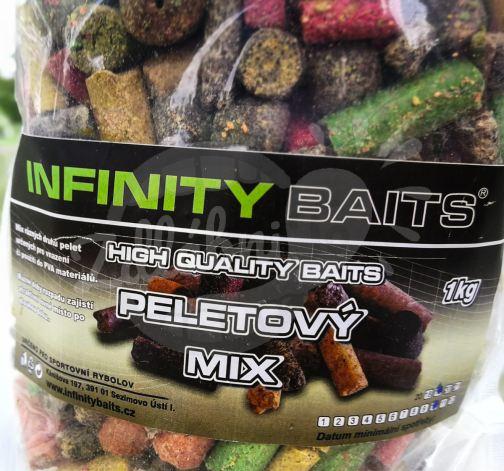 Peletový mix 1kg - Infinity Baits