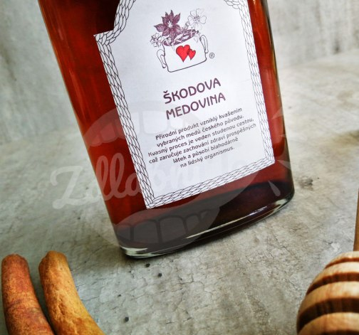 Škodova medovina - Antonín Škoda