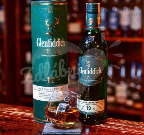 Glenfiddich 12 YO 40% 0,7l