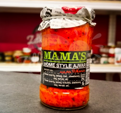 Ajvar Home Made Mild Mamas