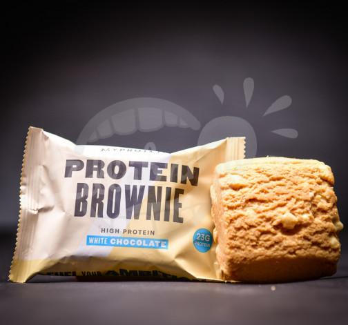 My Protein Brownie Bila Cokolada.jpg