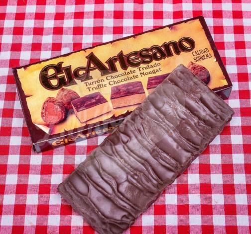 Turon čokoládový