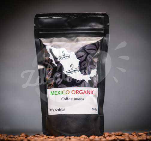 Mexico Organic 100g - 100% Arabica.jpg