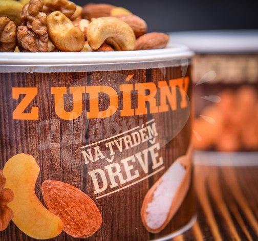 Mixit Ořechy z udírny 170g