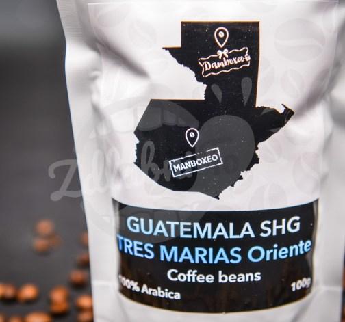 Kava Guatemala SHG Tres Marias Oriente 100g - 100% Arabica.jpg