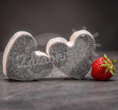 Tuhé tělové mléko Strawberry Kiss