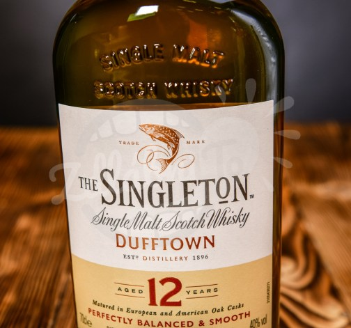 The Singleton Of Dufftown 12 Y.O. 40% 0,7l