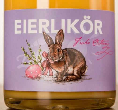 Vaječný likér Easter egg liqueur 500ml