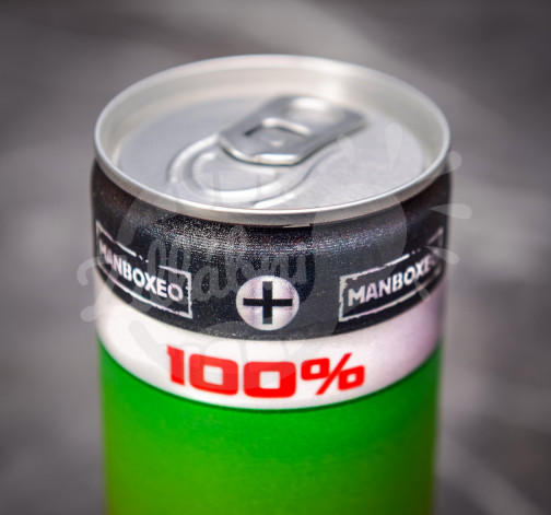 Energetický nápoj Manboxeo/Damboxeo 250ml