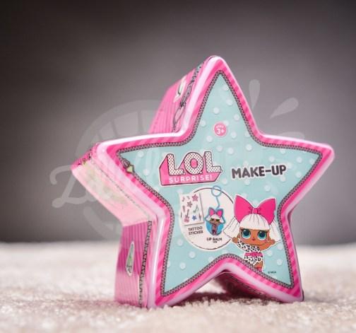 L.O.L. Surprise make-up ve střední hvězdičce