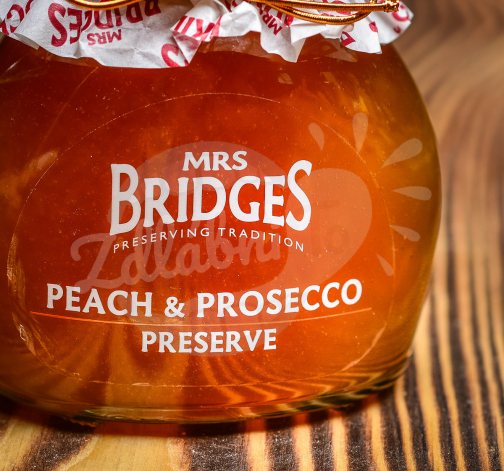 Mrs. Bridges Peach Prosecco Preserve.jpg
