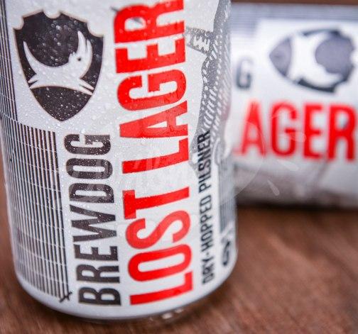 BrewDog Lost Lager 0,33 l plech