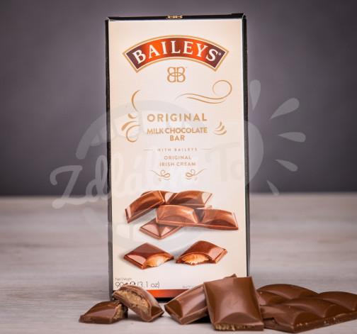Čokoláda plněná likérem Baileys 90g