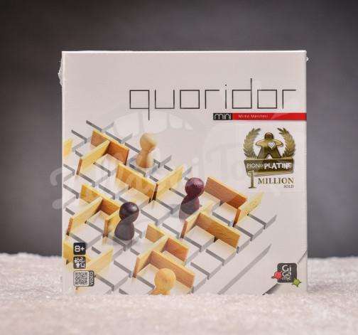 Cestovní společenská hra Quoridor Mini