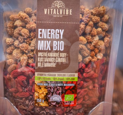 Vitalvibe energy mix bio