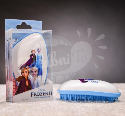 Kartáč na vlasy Frozen