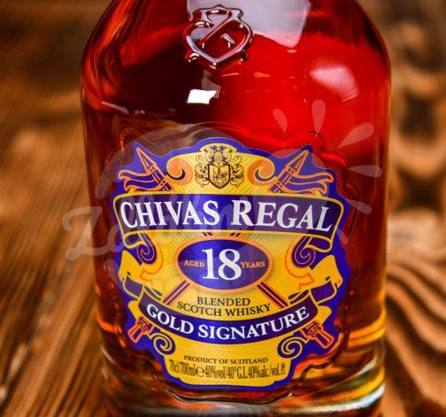 Chivas Regal 18YO 0,7l 40%