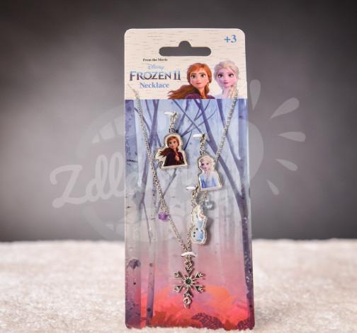 Řetízek s přívěškem Frozen