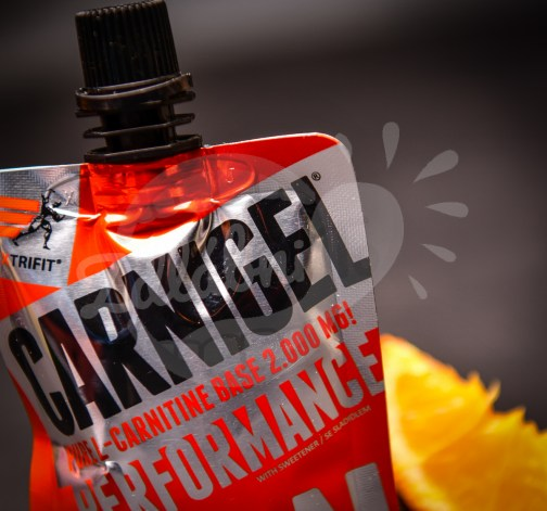 Carnigel 60g - pomeranč, Extrifit