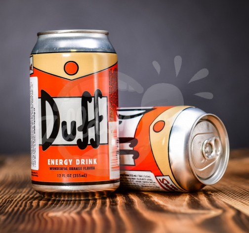 Duff Energy Drink 355ml