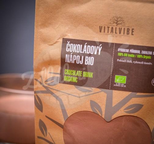 VitalVibe čokoládový nápoj