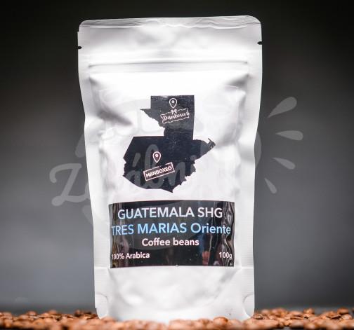 Káva Guatemala SHG Tres Marias Oriente 100g - 100% Arabica.jpg