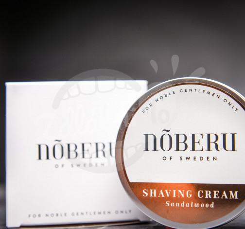 shaving cream noberu.JPG