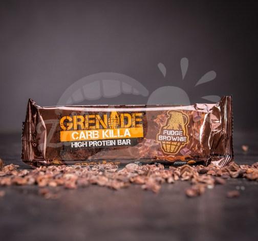 Grenade Carb Killa – Fudge Brownie 60 g