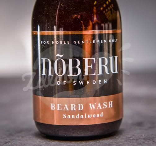 Sampon na vousy Sandalwood Beard Wash 125 ml.jpg