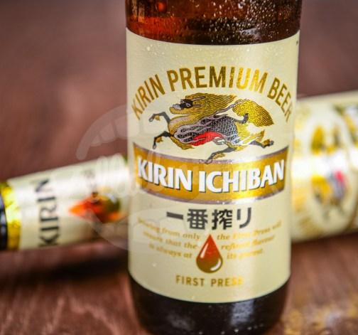 Kirin Ichiban 0,33 l