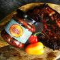 Kouřová BBQ chilli omáčka