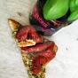 Sušená rajčata v olivovém oleji s vlašskými ořechy 160g - Hradecké delikatesy