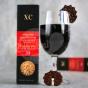 Noblesní čokoláda k červeným vínům Kolumbie 75%