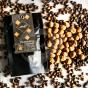 Kávová zrna v čokoládě 63% 50g
