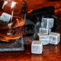 Ledové kostky v pytlíčku