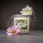 Scented Candle JASMINE - svíčka ve skle 170g - bílá