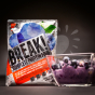Protein Break 90g - Blueberry, Extrifit