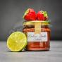Luxusní jahodový džem s čokoládou a limetkou 200 g