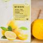 Plátýnková maska s vitamínem C pro rozjasnění a vitalitu 23 g
